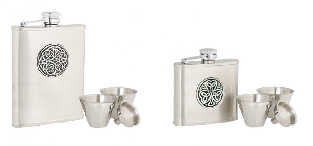 Stainless Steel Flask Sets