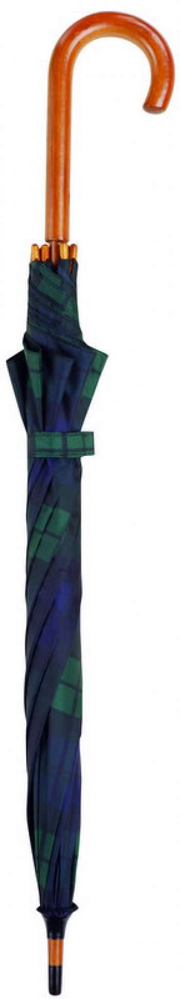 Ladies Tartan Umbrella