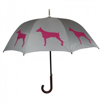 Doberman Umbrella