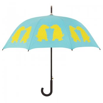 Labrador Puppies Umbrella